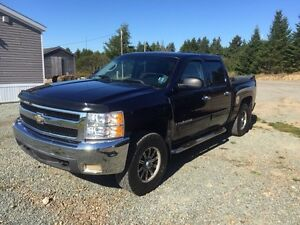 2008 Chev Silverado 1500 4x4 leather great shape