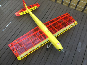 RC Diablotin Electric 60.2 Inch Plane