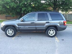2004 Jeep Grand Cherokee, Special Edition $800