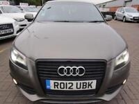2012 12 AUDI A3 2.0 TDI S LINE SPECIAL EDITION 3D 138 BHP DIESEL