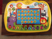 Little tikes alphabet electronic toy