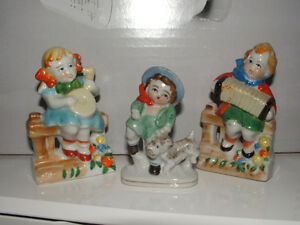 3 Figurines produced in OCCUPIED JAPAN Stratford Kitchener Area image 1