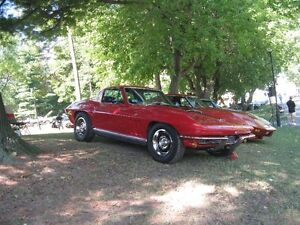 Corvette Stingray-Coupe 1966