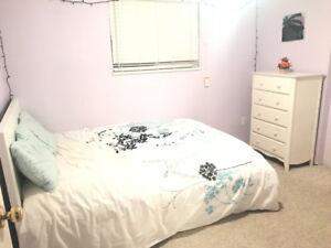 1 bedroom in a 2 bedroom suite