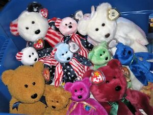 """The Original"" TY Beanie Babies & Bears"