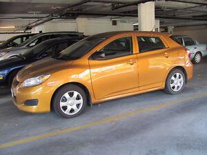 2009 Toyota Matrix Sedan