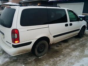 2002 Chevrolet Venture Minivan, Van Regina Regina Area image 1