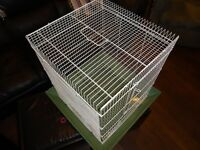 Clean life Easy clean Bird cage and stand *price reduced*