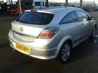 Vauxhall Astra SXI model 2008