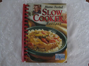 SLOW COOKER RECIPE BOOK