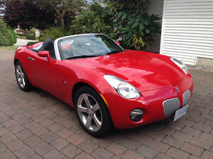 2007 Pontiac Solstice Sports Car (2 seater) North Shore Greater Vancouver Area image 9