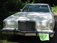 1977 Ford Thunderbird For Sale $11,000