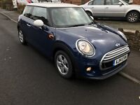 Mini 2014 1.5 diesel 6 speed manual ONLY 10K Miles Service Pack