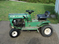 Co-op Turf Trac lawn tractor for parts or maybe repairable