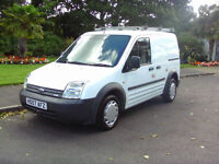 Superb 2007 Ford Transit Connect 1.8TDCi T200 SWB L Drives Beautifully Must See
