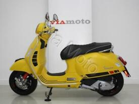 VESPA GTS 125 SUPER SPORT 3 Only YELLOW ONLY