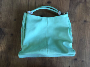 Charming Charlie Mint Green Purse