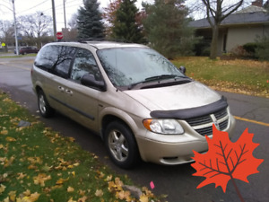 2005 Dodge Grand Caravan SE Stow-N-Go DVD
