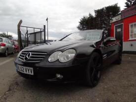 2003 Mercedes Benz SL Series SL500 AMG Cat D repaired,20 wheels,12 months mot...