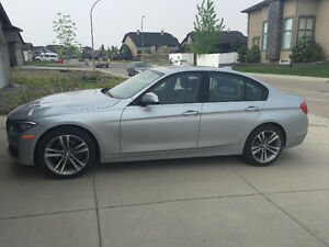 2014 BMW 3-Series 320i xDrive Sedan Sportline Sedan