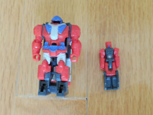 Transformers Power of the Primes Micronus Prime Masters Wave 1