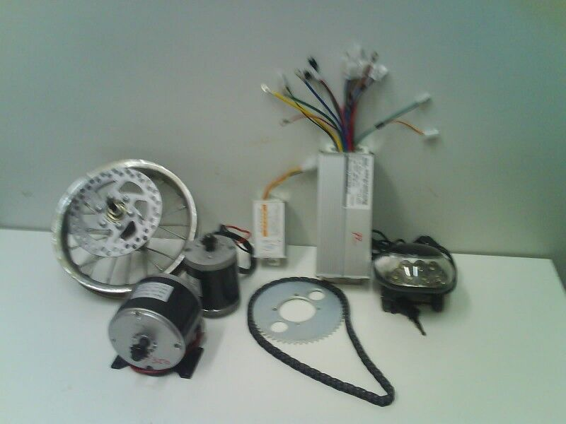 electric bicycle & escooter's spare parts