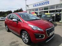 2014 Peugeot 3008 1.6 e-HDi FAP Active EGC 5dr