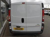 2014 Vauxhall VIVARO 2700 CDTI SWB 90ps VAN *F/S/H* Manual Medium Van
