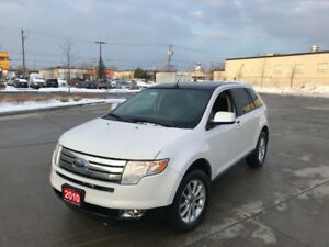 2010 Ford Edge SEL, AWD, Leather, Glassroof,  warranty available