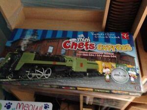 Mini Chefs Express Train Set