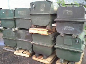 Military Surplus Shipping / Storage Containers