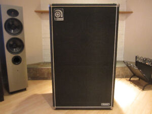 Ampeg SVT-610HLF (Échange Possible)