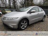 HONDA CIVIC ES I-CTDI , Silver, Manual, Diesel, 2006