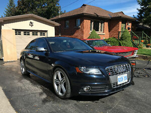 2011 Audi S4 Premium Plus Sedan -Perfect !CLEAN TITLE NEW TIRES