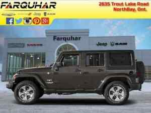 2018 Jeep Wrangler Unlimited Sahara 4x4 - Navigation - $264.66 B