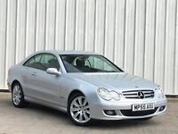 Mercedes-Benz CLK320 3.0TD Coupe CDI 7G-Tronic Elegance finance available