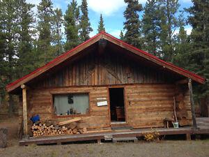 Tagish Taku Subdivison Cottage