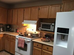 Solid oak kitchen for sale London Ontario image 3