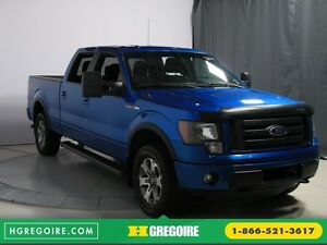 2012 Ford F150 FX4 4WD AUTO A/C GR ELECT MAGS  BLUETOOTH