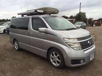 NISSAN ELGRAND 2003 3.5 PETROL AUTOMATIC LOW MILEAGE **NEW IMPORT**