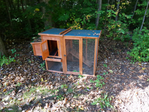 Chicken / rabbit hutch