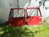JEEP DOORS 60.00 EACH