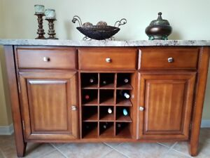 Buffet / Desserte Armoire Bar Dining Room Side Cabinet