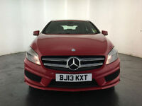 2013 MERCEDES-BENZ A180 AMG SPORT CDI AUTO 1 OWNER SERVICE HISTORY FINANCE PX