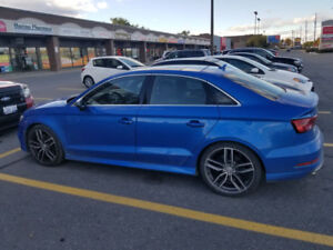 2017 Audi S3, Lease take over