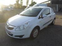 Vauxhall Corsavan 1.3 CDTi 16v 07 REG 44K