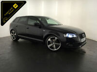 2012 AUDI A3 S LINE BLACK EDITION TDI DIESEL SERVICE HISTORY FINANCE PX WELCOME