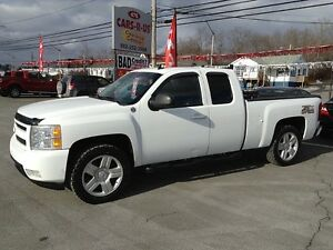 2008 Chevrolet Silverado 1500 LTZ, GFX Edition, Leather, Sunroof
