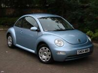 EXCELLENT EXAMPLE!!! 2004 VOLKSWAGEN BEETLE 1.6 Hatchback 3dr, LONG MOT WARRANTY