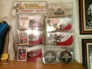 Florida Panthers Autograph Collection